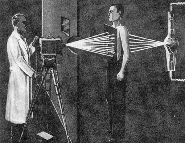 Röntgenstrahlen Erfinder